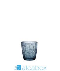 vaso diamond ocean blue